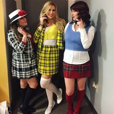 ❤️ Source by passionatelydistracted outfits inspiration dionne Dionne Clueless Outfits, Cher Clueless Costume, Clueless Halloween Costume, Halloween Costumes For Teens Girls, Halloween Kostüm, Halloween Outfits, Tai Clueless, Native American Halloween Costume, 90s Party Outfit