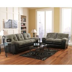 Hodgson Pewter Living Room Set