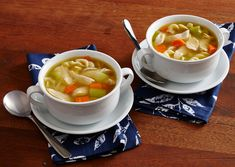 Chicken Noodle Soup From Scratch | PERDUE®