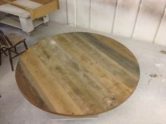 Pallet table top #Pallet, #Table