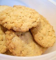 Classic Cornflake Cookies