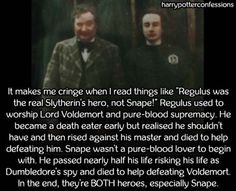 harry potter confessions.