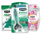 New Websaver.ca Coupon-Save $3 on Schick Disposable Razors