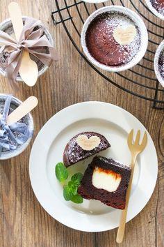 「バレンタインに♡フロマージュ・ガトーショコラ」るぅ | お菓子・パンのレシピや作り方【corecle*コレクル】