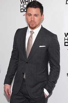 Lifesaving Look: Channing Tatum walked the red carpet at the NYC premiere of White House Down on Tuesday.