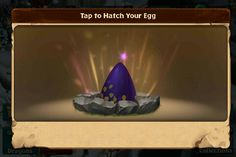 It's Valka's Seashocker's egg!!!!