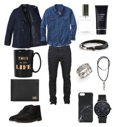 """Без названия #3413"" by southerncomfort ❤ liked on Polyvore featuring Levi's, TravelSmith, Native Union, NOVICA, Vita Fede, Elemis, title of work, Clarks, Dolce&Gabbana and Kate Spade"