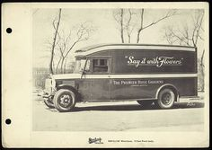 1000+ images about Vintage Moving on Pinterest | 1920s, Nyc and Trucks