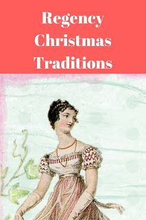 Georgie Lee - Writing to the Sound of Legos Clacking: Regency Christmas Traditions