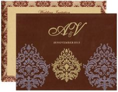 Look how adorable is this wedding card Invitation! This Hindu #Wedding #Card is the perfect way to invite your guests. Browse More: http://www.shubhankarweddinginvitations.com/hindu-wedding-cards/