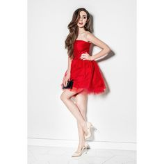 Prom dress, new years eve dress, silk dress, party dress, red dress,... (275 AUD) ❤ liked on Polyvore featuring dresses, red evening dresses, white dress, short red dress, short cocktail dresses and cocktail dresses