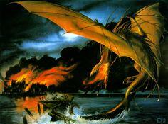 images of fantasy art - Google Search. John Howe art