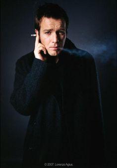 Ewan McGregor by Lorenzo Agius