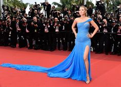 Blake Lively in Atelier Versace - All the Breathtaking Looks From the 2016 Cannes Film Festival - Photos