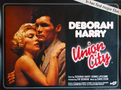 Union City (1980) Union City (1980) Comedy, Drama, Mystery, Romance [USA:PG, 1 h 27 min] Sam McMurray, Dennis Lipscomb, Terry Walsh, Cynthia Crisp Director: Marcus Reichert Writers: Marcus Reichert, Cornell Woolrich IMDb rating: ★★★★★★★☆☆☆ 6.5/10 (276 votes) Guilty paranoia in a gritty 1950's industrial town. An ac