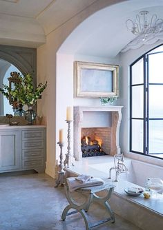 The best thing about winter? Sitting in front of a roaring fire. These 21 amazing fireplace design ideas will make you feel downright cozy!