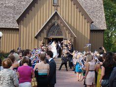 Wedding, Century Memorial Chapel, Naper Settlement, Naperville, IL