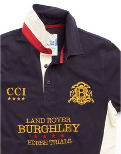 BURGHLEY POLOPolo Shirt