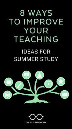 Teaching Strategies, Teaching Tips, Teaching Portfolio, Cult Of Pedagogy, Music Classroom, Classroom Ideas, Curriculum Planning, Instructional Coaching, Educational Websites