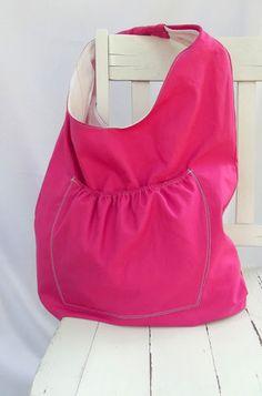 Sling Bag Tutorial - DIY
