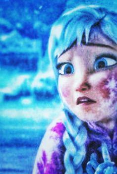 Anna • Disney • Frozen