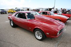 Classics, Muscle, and Gassers Under the Same Sun at the 2015 Tucson Super Chevy Show
