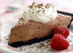 Triple Chocolate Pie