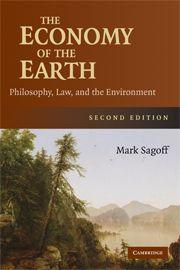 The economy of the Earth (2nd ed.) - by Mark Sagoff : Cambridge University Press, 2007. Cambridge Books Online ebook