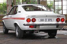 1973 Opel Manta A automatic