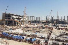 Qatar 2022 stadium installs first modular seating