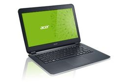 Acer Aspire 13.3-Inch LED Ultrabook - Intel Core i7 i7-3517U 1.90 GHz - 1366 x 768 HD Display - 4 GB RAM - 256 GB SSD - Intel HD 4000 Graphics Card - Bluetooth - Thunderbolt - Webcam - Genuine Windows 7 Home Premium - 6.50 Hour Battery - HDMI by Acer. $999.99. Acer's Aspire Series offers a diverse range of notebooks with the performance, graphics and communication tools to maximize your digital entertainment, complete your daily tasks, and keep you in touch wi...