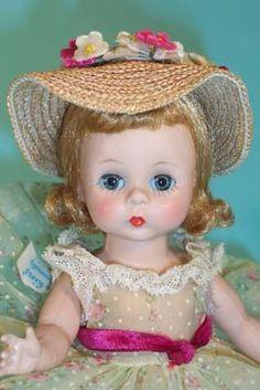 Vintage Madame Alexander doll.