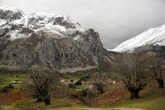 Pueblo de Cabañes #Cantabria #Spain