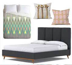 Win $3,600 to Move In + Makeover Your Dream Bedroom from @Apt2B, @Unpakt, @DENYdesigns, @Casper, and @RadPad!
