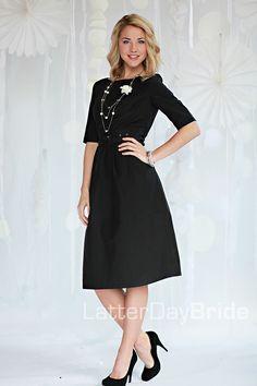 Cute modest dress