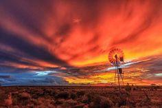 Windpomp...Karoo, South Africa