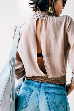 5 Trends in 1 Look - The Chriselle Factor