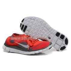 more photos 709bb d5720 Buy Real Nike Free Flyknit Rainbow Womens Running Trainers Shoes Deals Couples  Shoes Red Grey White Shoes Now from Reliable Real Nike Free Flyknit Rainbow  ...