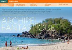 Plages magnifiques, paysages sauvages à couper le souffle, gastronomie relevée et étonnante richesse culturelle… La Guadeloupe figure au plus récent palmarès des endroits à visiter selon National Geographic. En