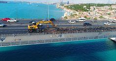 """15 Temmuz Şehitler Köprüsü'ndeki çalışmalar havadan görüntülendi Sitemize """"15 Temmuz Şehitler Köprüsü'ndeki çalışmalar havadan görüntülendi"""" konusu eklenmiştir. Detaylar için ziyaret ediniz. https://8haberleri.com/15-temmuz-sehitler-koprusundeki-calismalar-havadan-goruntulendi/"""