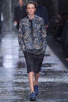 Fendi Men's ready to wear Spring 2016