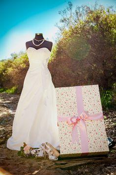 Wedding Dress  Storage Box - Size Extra Large 50cm x 75cm x 30cm (deep)
