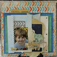 A Project by stacitaylor from our Scrapbooking Gallery originally submitted 03/11/13 at 11:57 AM