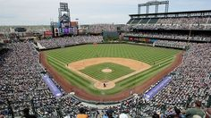 Coors Field(ロッキーズ)