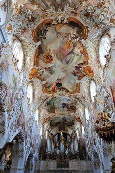Inside a church .. cant express !!!!