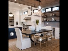 Modern Design, Dining Room, Kitchen, Table, Furniture, Home Decor, Cooking, Decoration Home, Room Decor
