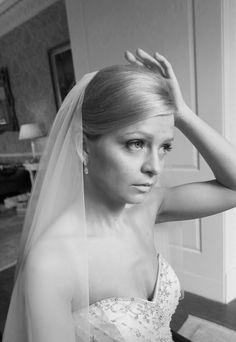 Karen's Wedding at the beautiful Archerfield Estate in East Lothian One Shoulder Wedding Dress, Hair Makeup, Wedding Dresses, Beautiful, Fashion, Bride Dresses, Moda, Bridal Gowns, Fashion Styles
