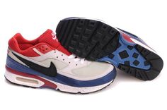 new concept b289a 1e405 mens nike air max classic bw red white shoes sale http   airmax-