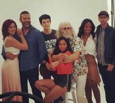 #znation has the best cast ever !