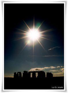Stonehenge - Avebury, England